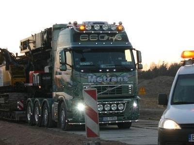 Samochód ciężarowy 12